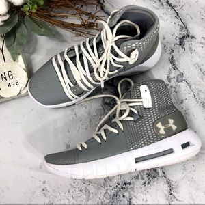 Under Armour Hovr Havoc high top sneakers Sz 7.5